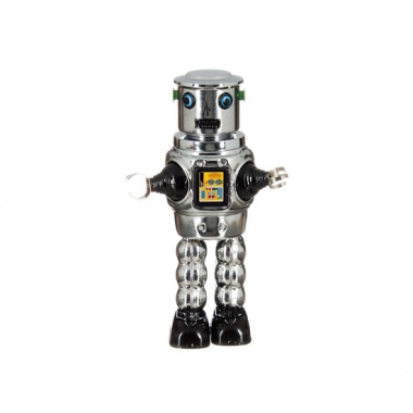 Retro robot 22 cm