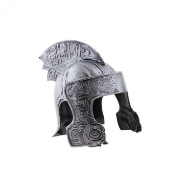 Ridder helm zilver voor volwassenen