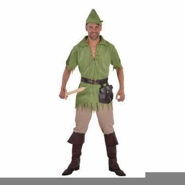 Robin hood feestkleding voor mannen