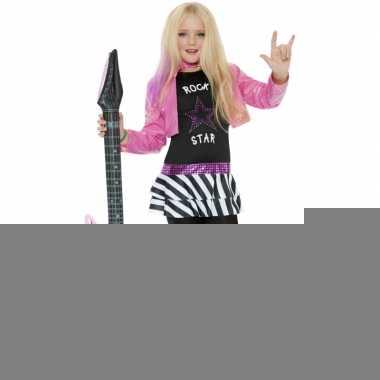 Rockstar jurkje en jasje voor kinderen