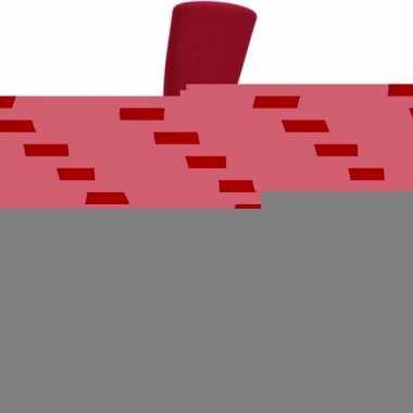 Rode kinder maillot