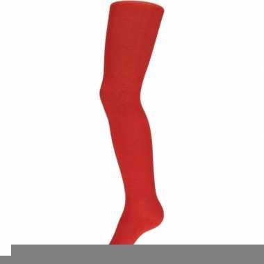 Rode maillot voor peuters