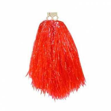 Rode pompom 33 cm
