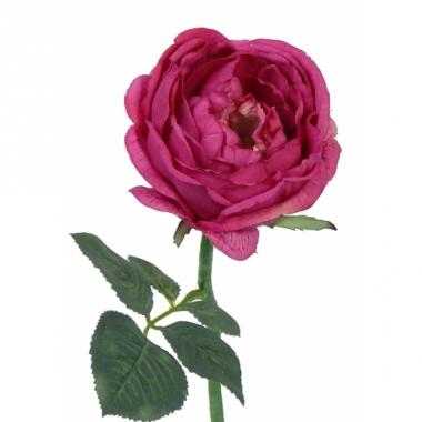 Rode rozen 33 cm