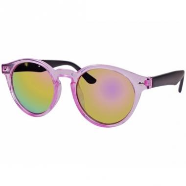 4bd11927f1e19a Ronde dames zonnebril roze model 7002