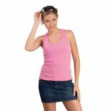 Roze dames topje coconut trend