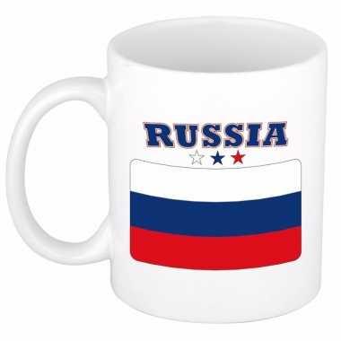 Russische vlag theebeker trend