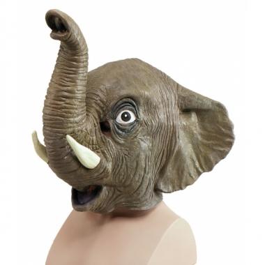 Safari masker olifant