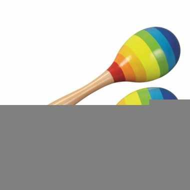 Sambaballen regenboog