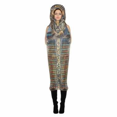 Sarcofaag toetanchamon kostuum voor volwassenen