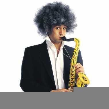 Saxofoon decoratie 55 cm