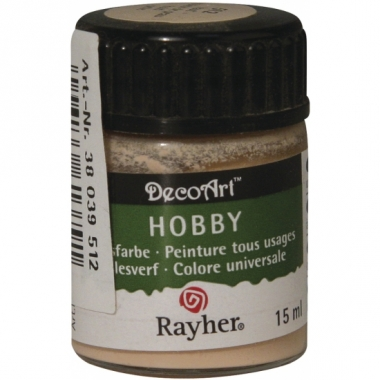 Schilder materiaal verf huidskleur 15 ml