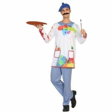 Schilder verkleed pak/kostuum voor heren