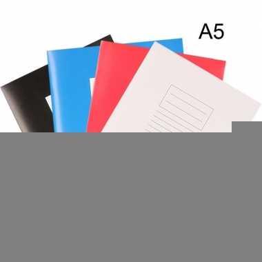 School schriften a5 met lijntjes 10x