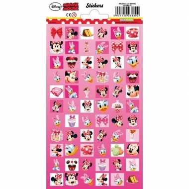 School stickers minnie mouse