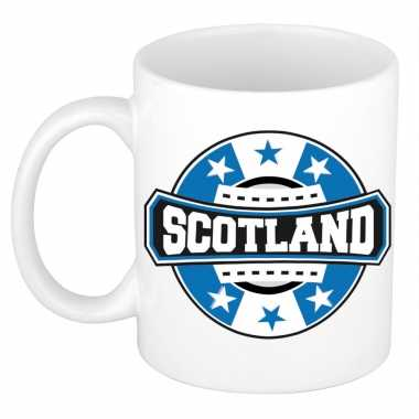 Scotland / schotland embleem mok / beker 300 ml