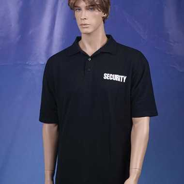 Security poloshirt