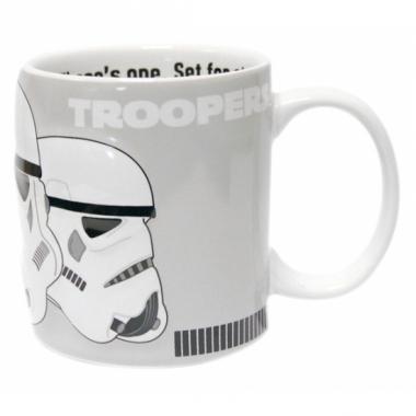 Serie mok star wars storm trooper