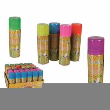 Serpentine spray geel 160 ml