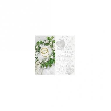 Servetjes bruiloft 20 stuks