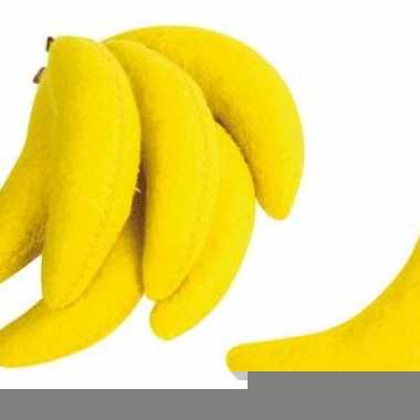 Set decoratie bananen