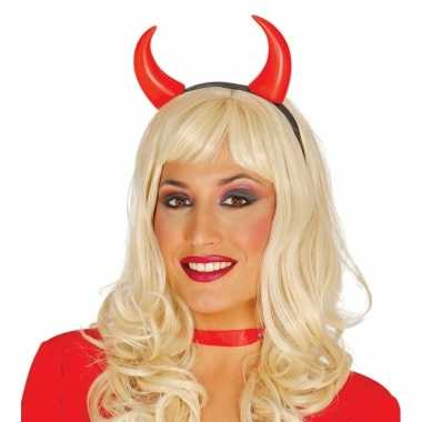 Sexy duivel hoorntjes