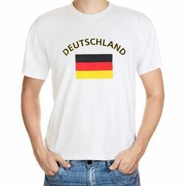 Shirts met vlag van duitsland