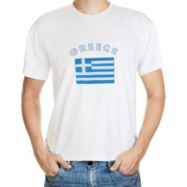 Shirts met vlag van griekenland