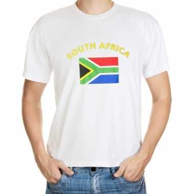 Shirts met vlag van zuid-afrika
