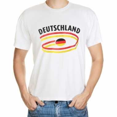 Shirts met vlaggen thema duitsland