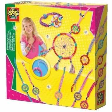 Sieraden / dromenvanger hobby set voor kinderen