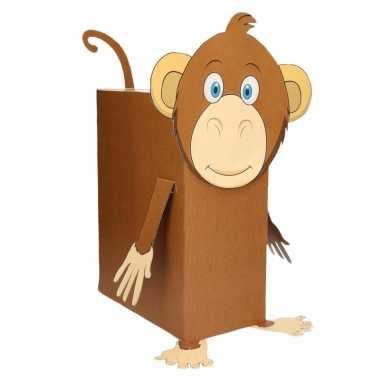Sinterklaas aap suprise bouwpakket