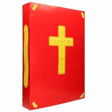 Sinterklaas boek suprise bouwpakket trend 10095286