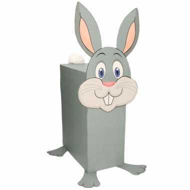 Sinterklaas konijn suprise bouwpakket