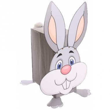 Sinterklaas konijn suprise bouwpakket trend