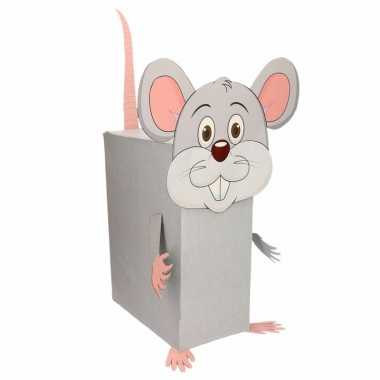 Sinterklaas muis suprise bouwpakket