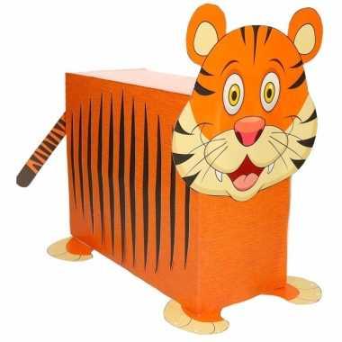 Sinterklaas tijger suprise bouwpakket