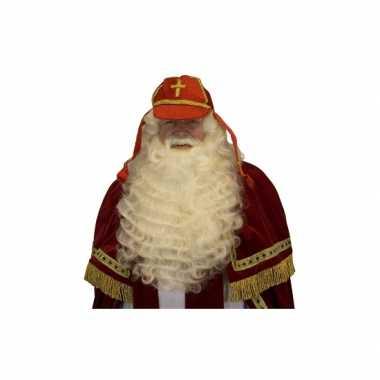Sinterklaas werk mijter