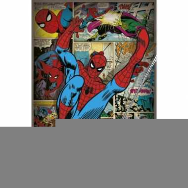 Spiderman comicbook poster collage