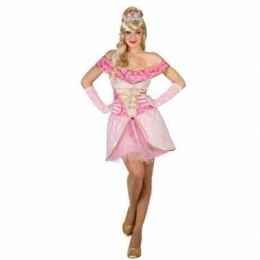 Sprookjes prinses verkleed jurkje voor dames
