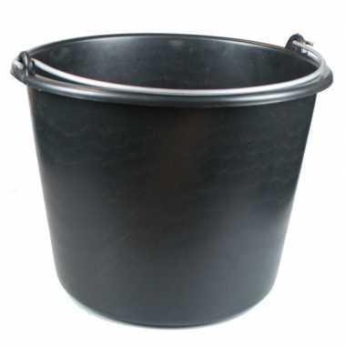 Stevige bouwemmer / emmer 20 liter