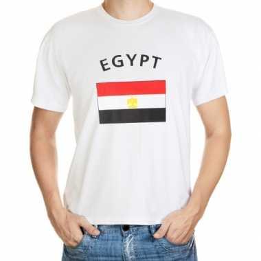 T-shirts met vlag egypte