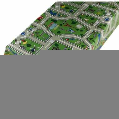 Tafelkleed pvc kinder verkeers speelkleed x 240 cm