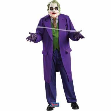 The joker kostuum uit batman