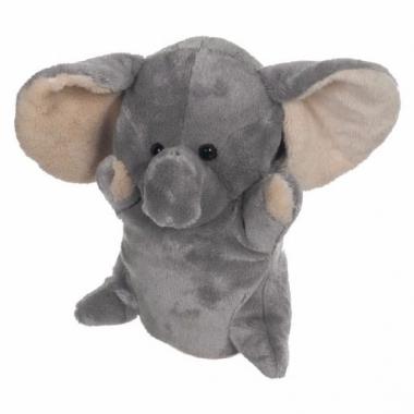 Theater pop pluche olifant 24 cm