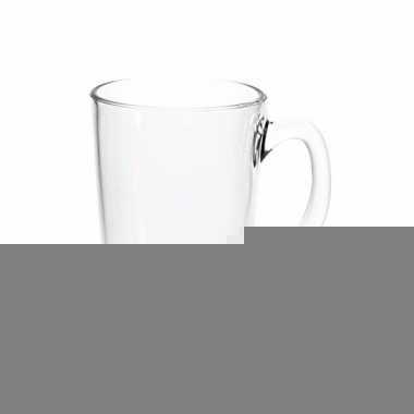 Thee glas / beker basic 320 ml