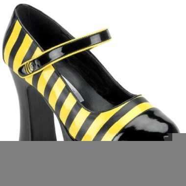 Thema schoenen bijtje