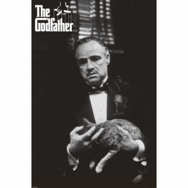 Themafeest the godfather poster