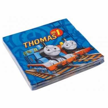Thomas de trein en friend servetten