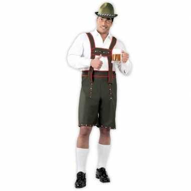 Tiroler verkleed pak voor heren trend